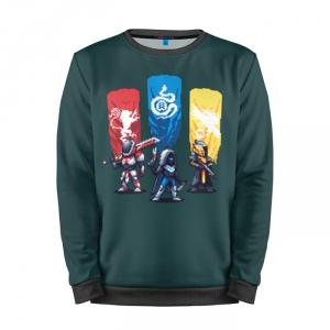 Merch Sweatshirt Go Destiny Crests