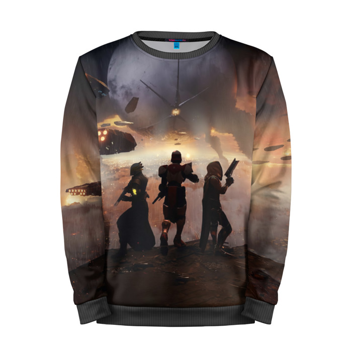 Buy Mens Sweatshirt 3D: Three Destiny Merchandise collectibles