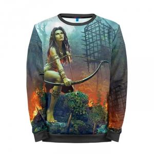 Buy Mens Sweatshirt 3D: Dryad The Witcher merchandise collectibles