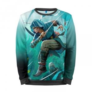 Buy Mens Sweatshirt 3D: Gwent 4 The Witcher Art merchandise collectibles