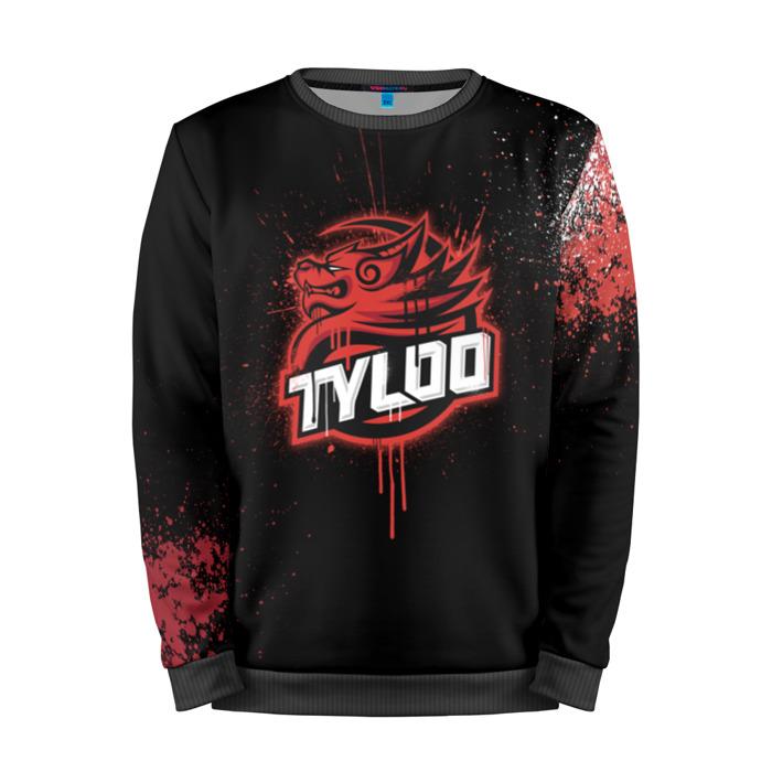 Buy Mens Sweatshirt 3D: cs:go Tyloo Black collection Counter Strike Merchandise collectibles