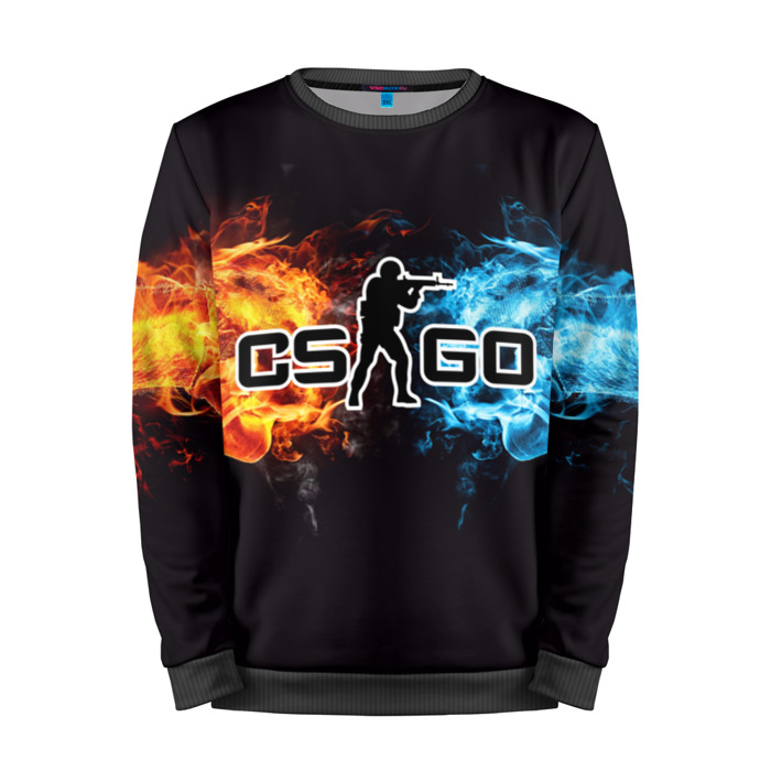 Buy Mens Sweatshirt 3D: CS GO Counter Strike Jacket Gear Merchandise collectibles
