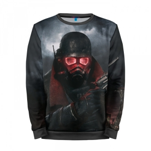 Buy Mens Sweatshirt 3D: Fallout New Vegas Game Cloth merchandise collectibles
