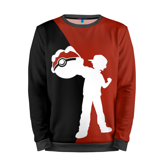 Buy Mens Sweatshirt 3D: Esh Pokemon Go merchandise collectibles