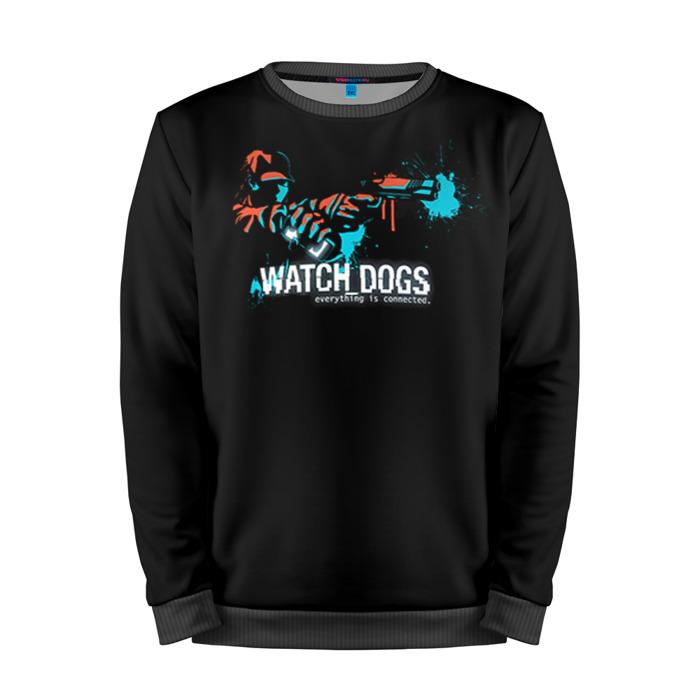 Buy Mens Sweatshirt 3D: Watch Dogs 2 Stuff merchandise collectibles