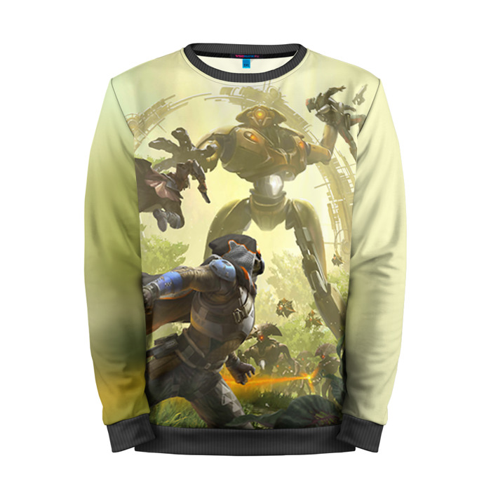 Buy Mens Sweatshirt 3D: Destiny 16 Destiny merchandise collectibles