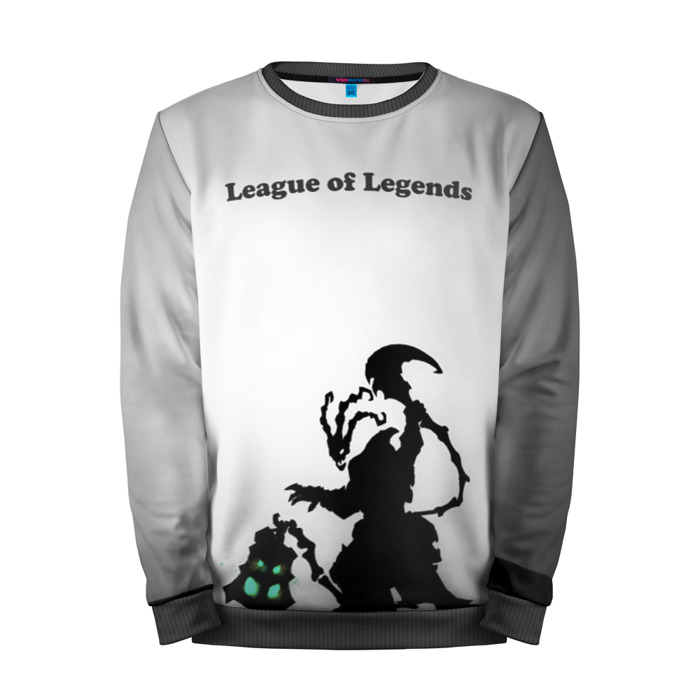 Buy Mens Sweatshirt 3D: Fear Thresh League Of Legends merchandise collectibles