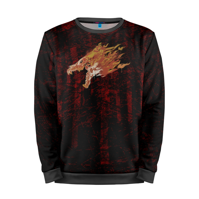 Buy Mens Sweatshirt 3D: cs:go Howling dawn Граффити Counter Strike merchandise collectibles