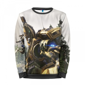 Buy Mens Sweatshirt 3D: Titanfall Merchandise merchandise collectibles