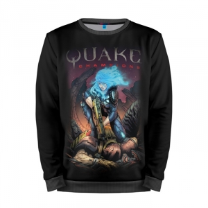 Buy Mens Sweatshirt 3D: Quake champions Game