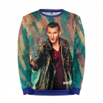 Merchandise Sweatshirt Doctor Who 9Th Doctor Christopher Eccleston