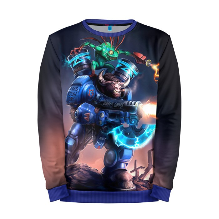 Buy Mens Sweatshirt 3D: Blizzard 6 StarCraft Merchandise collectibles
