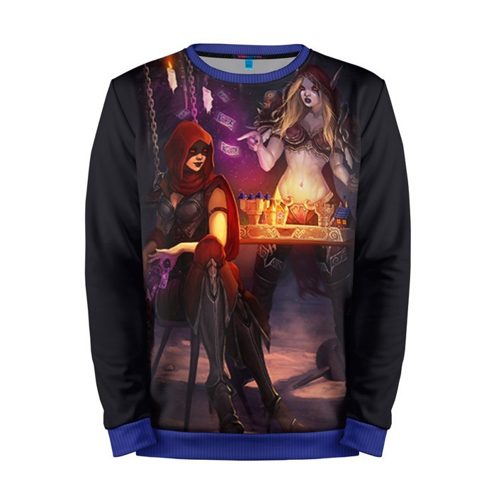 Buy Mens Sweatshirt 3D: Blizzard 4 Warcraft universe Merchandise collectibles