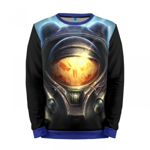 Buy Mens Sweatshirt 3D: StarC 2 StarCraft merchandise collectibles