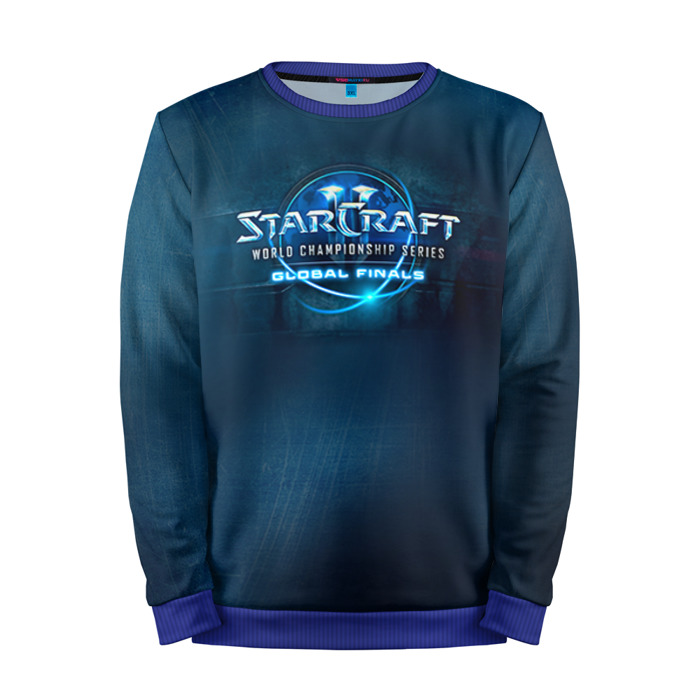 Buy Mens Sweatshirt 3D: StarC StarCraft Merchandise collectibles