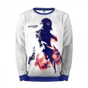 Buy Mens Sweatshirt 3D: Watch Dogs 2 Gifts merchandise collectibles