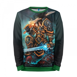 Buy Mens Sweatshirt 3D: 33 World of Warcraft Merchandise collectibles