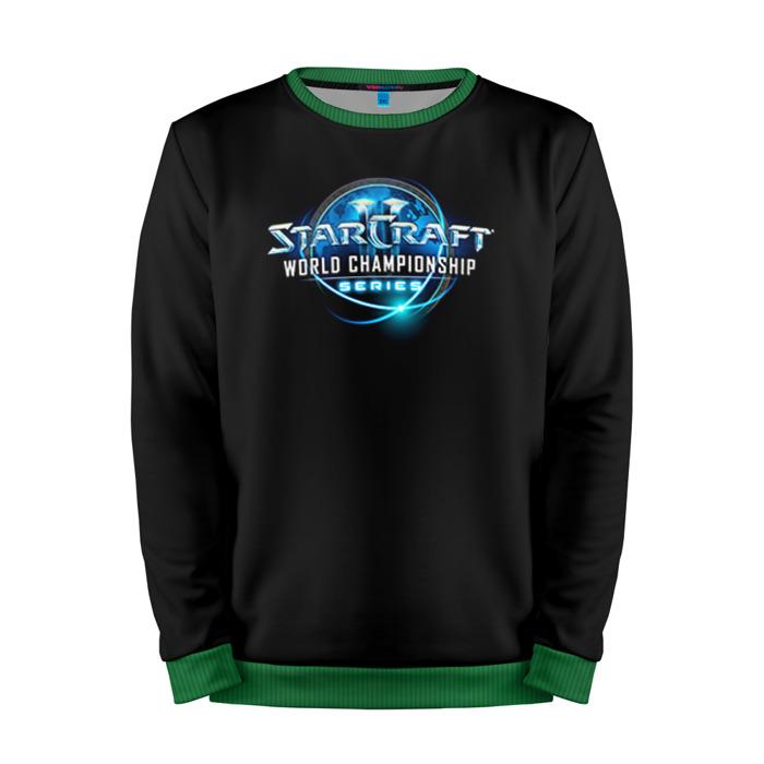 Buy Mens Sweatshirt 3D: StarC 1 StarCraft merchandise collectibles