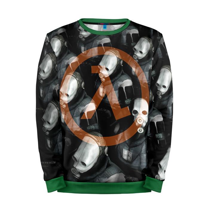 Buy Mens Sweatshirt 3D: Alliance Combine Half Life merchandise collectibles