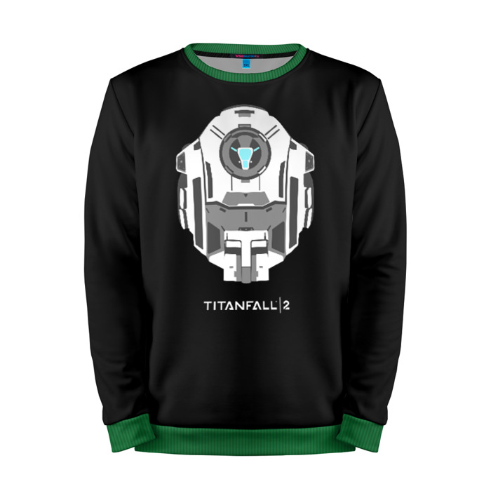 Buy Mens Sweatshirt 3D: Titanfall Clothing merchandise collectibles