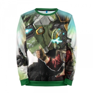 Buy Mens Sweatshirt 3D: Titanfall Apparel merchandise collectibles