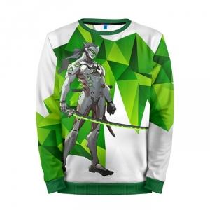 Merch - Sweatshirt Overwatch Genji Props