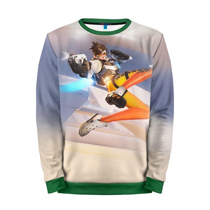 Buy Mens Sweatshirt 3D: Overwatch Collectible merchandise collectibles