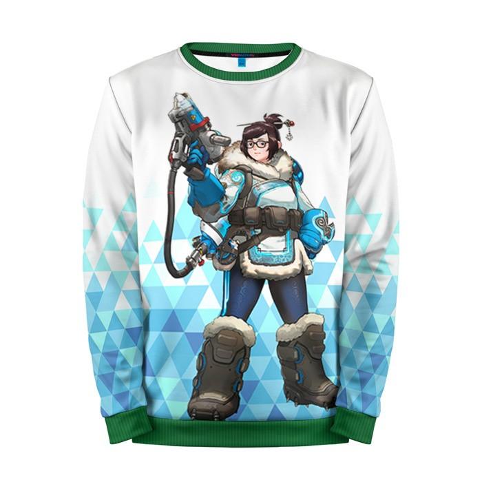 Buy Mens Sweatshirt 3D: Overwatch GB England merchandise collectibles
