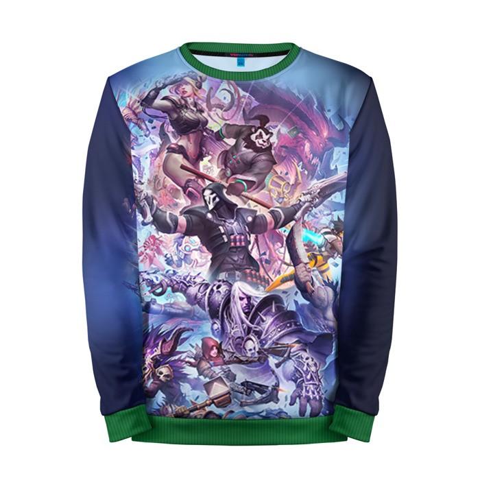 Buy Mens Sweatshirt 3D: Overwatch Merchandise merchandise collectibles