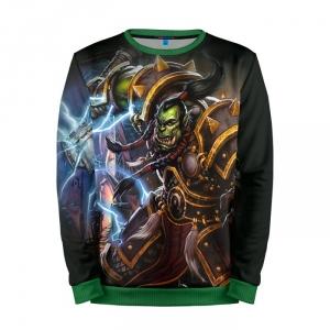 Buy Mens Sweatshirt 3D: 24 World of Warcraft Collectibles merchandise collectibles