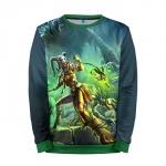 Merch Sweatshirt Diablo Witch Character