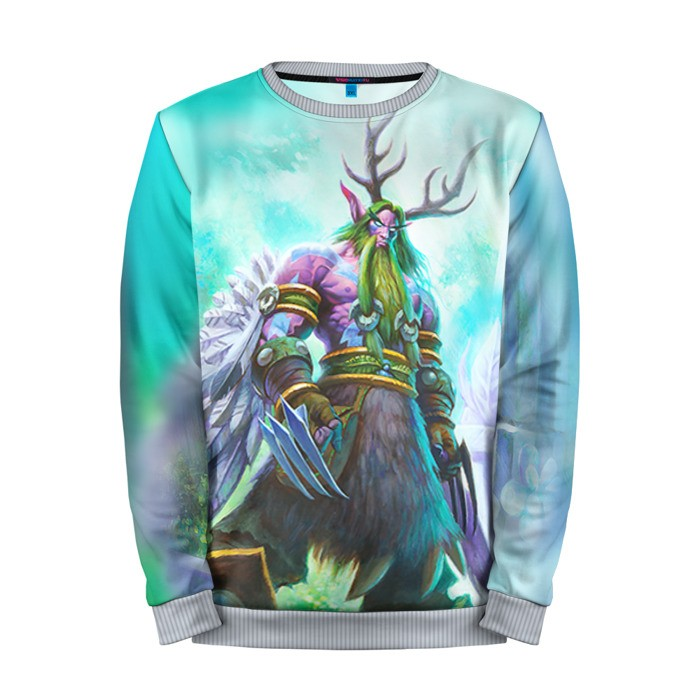 Buy Mens Sweatshirt 3D: Warcraft 46 Hearthstone Merchandise collectibles