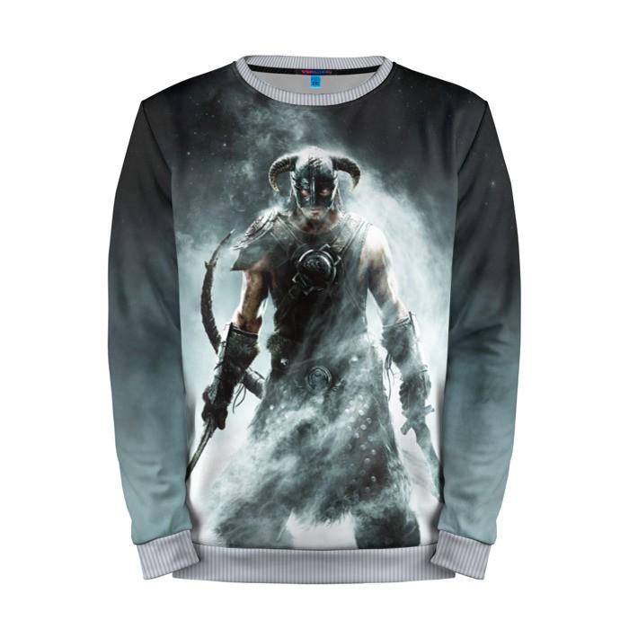 Buy Mens Sweatshirt 3D: Skyrim The Elder Scrolls merchandise collectibles