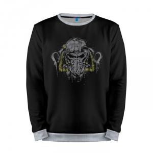 Buy Mens Sweatshirt 3D: Power Armor T 60 Fallout Merch merchandise collectibles