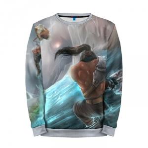 Buy Mens Sweatshirt 3D: Axe Juggernaut Dota 2 jacket merchandise collectibles