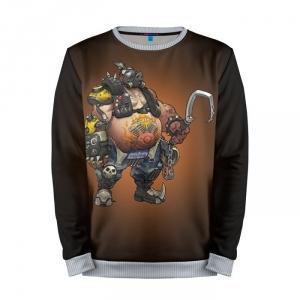 Buy Mens Sweatshirt 3D: Overwatch Sweaters merchandise collectibles