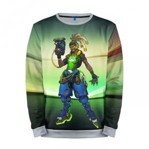 Buy Mens Sweatshirt 3D: Overwatch Singapur merchandise collectibles