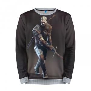 Buy Mens Sweatshirt 3D: Witcher 3 Geralt Gear Collectibles merchandise collectibles