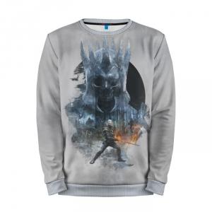 Buy Mens Sweatshirt 3D: Wild Hunt The Witcher merchandise merchandise collectibles