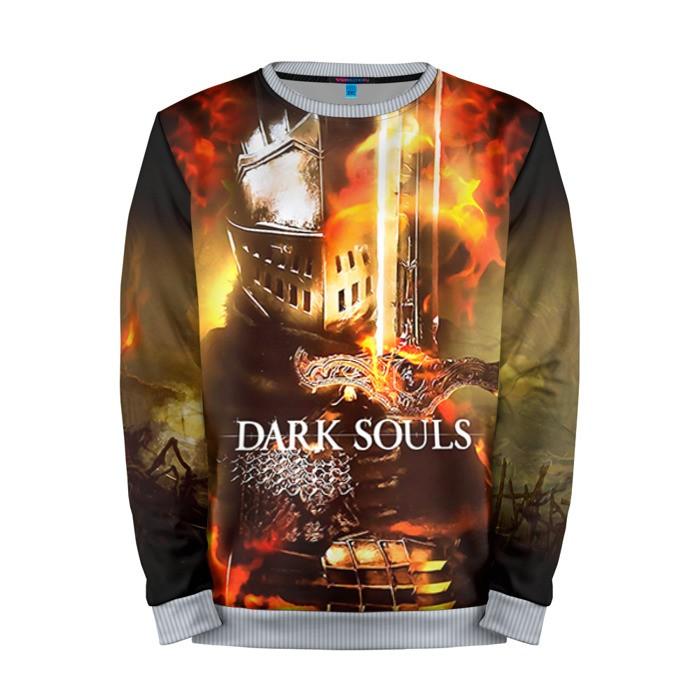 Buy Mens Sweatshirt 3D: Dark Souls 1 gear merchandise collectibles
