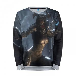 Buy Mens Sweatshirt 3D: Diablo: Reaper of Souls Merchandise collectibles