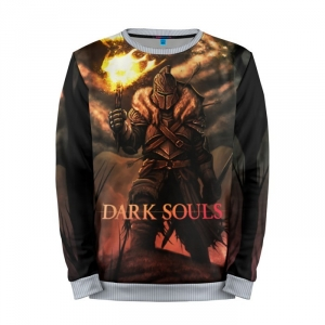 Buy Mens Sweatshirt 3D: Dark Souls 18 merchandise merchandise collectibles