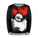 Merch Sweatshirt Pokeball Illustration Pokemon Go