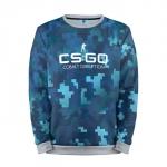 Merchandise Sweatshirt Cs Go Cobalt Disruptio Counter Strike