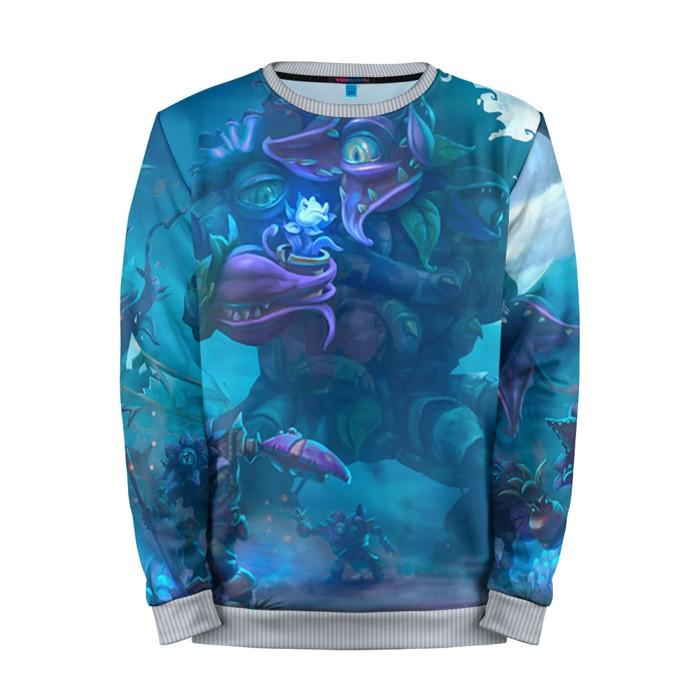 Buy Mens Sweatshirt 3D: Garden Horror Diablo Merchandise collectibles