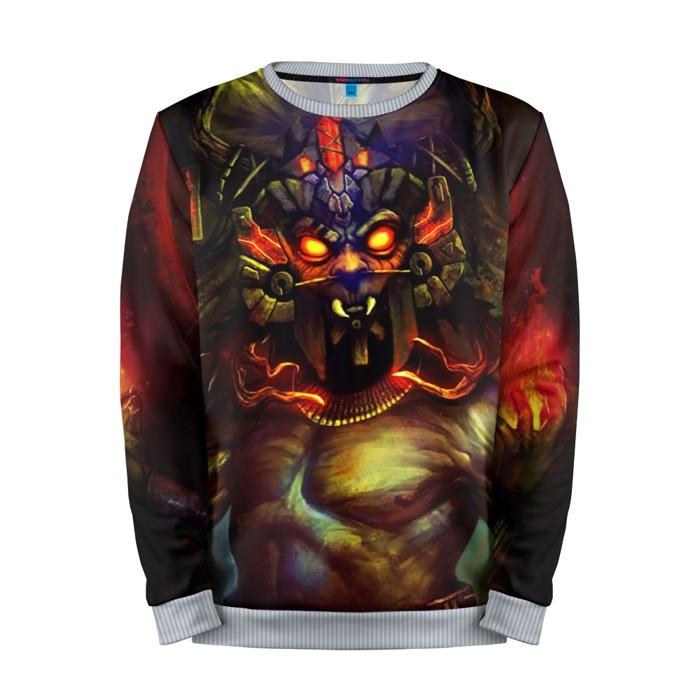 Buy Mens Sweatshirt 3D: Voodoo Magic Diablo Merchandise collectibles
