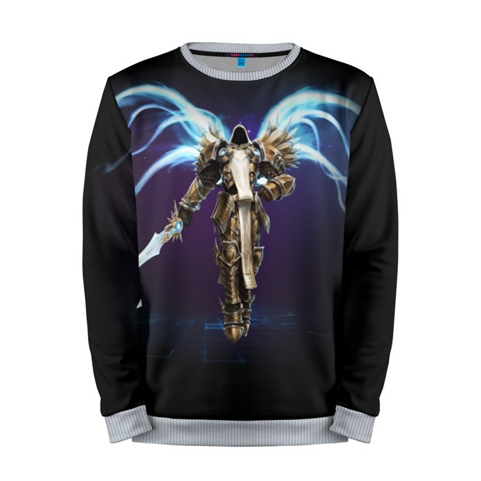 Buy Mens Sweatshirt 3D: Heroes of the storm Diablo merchandise collectibles
