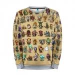 Merch Sweatshirt All Stars Dota 2
