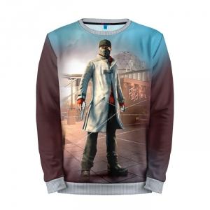 Buy Mens Sweatshirt 3D: Watch Dogs 2 Characters merchandise collectibles