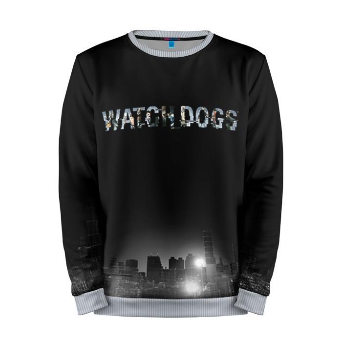Buy Mens Sweatshirt 3D: Watch Dogs 2 Props merchandise collectibles